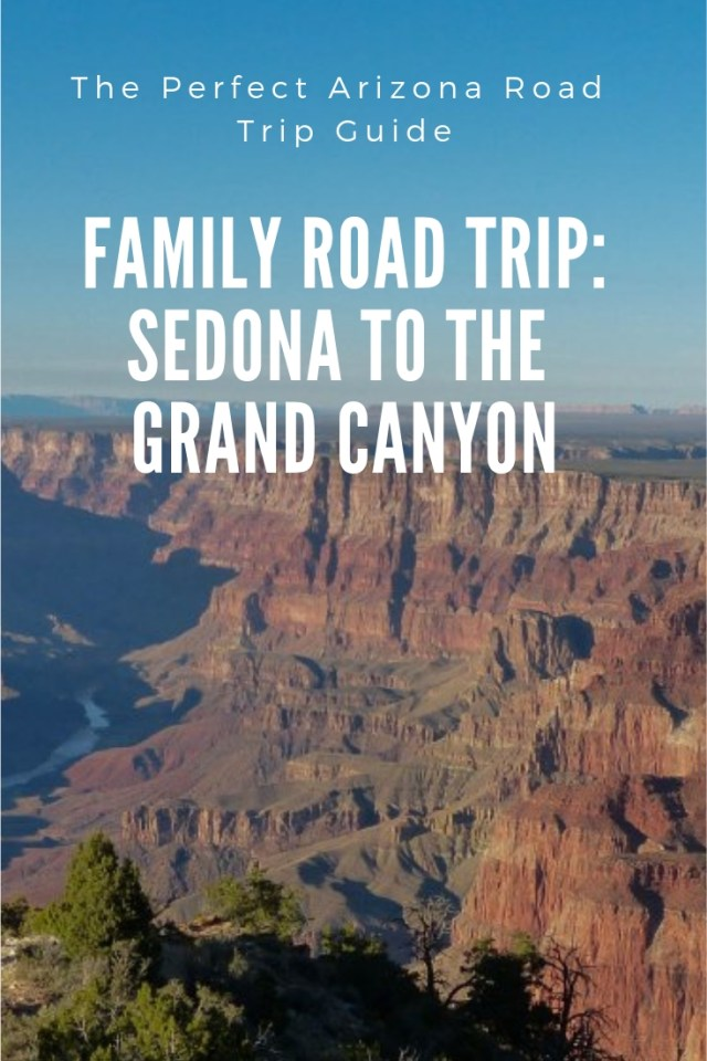 Wondering where to stop along the way on a family road trip from Sedona to the Grand Canyon? Check out my guide.