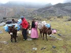 Condoriri trailhead Boliviaia