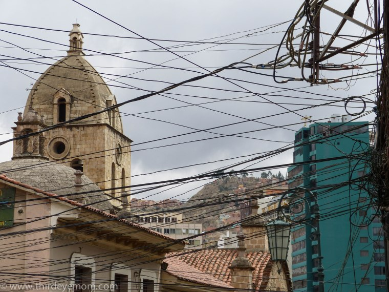 La Paz Bolivia churches