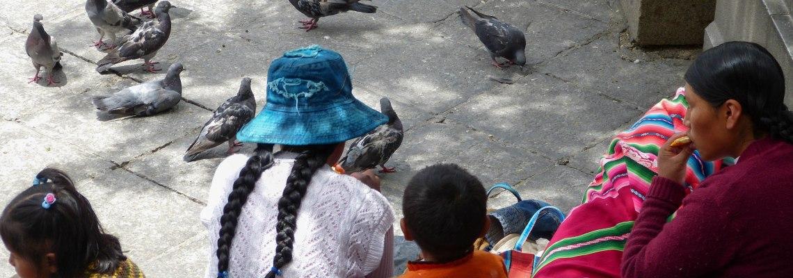 Plaza Murillo La Paz Bolivia