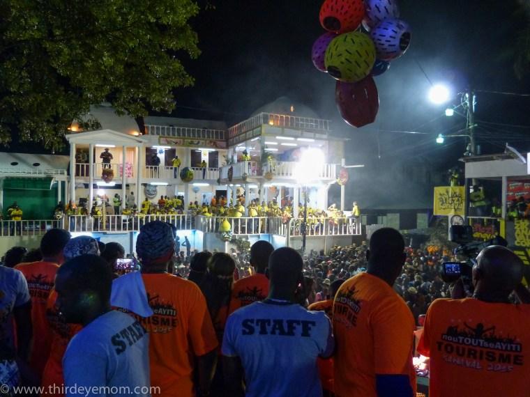 Carnival Port au Prince, Haiti 2015