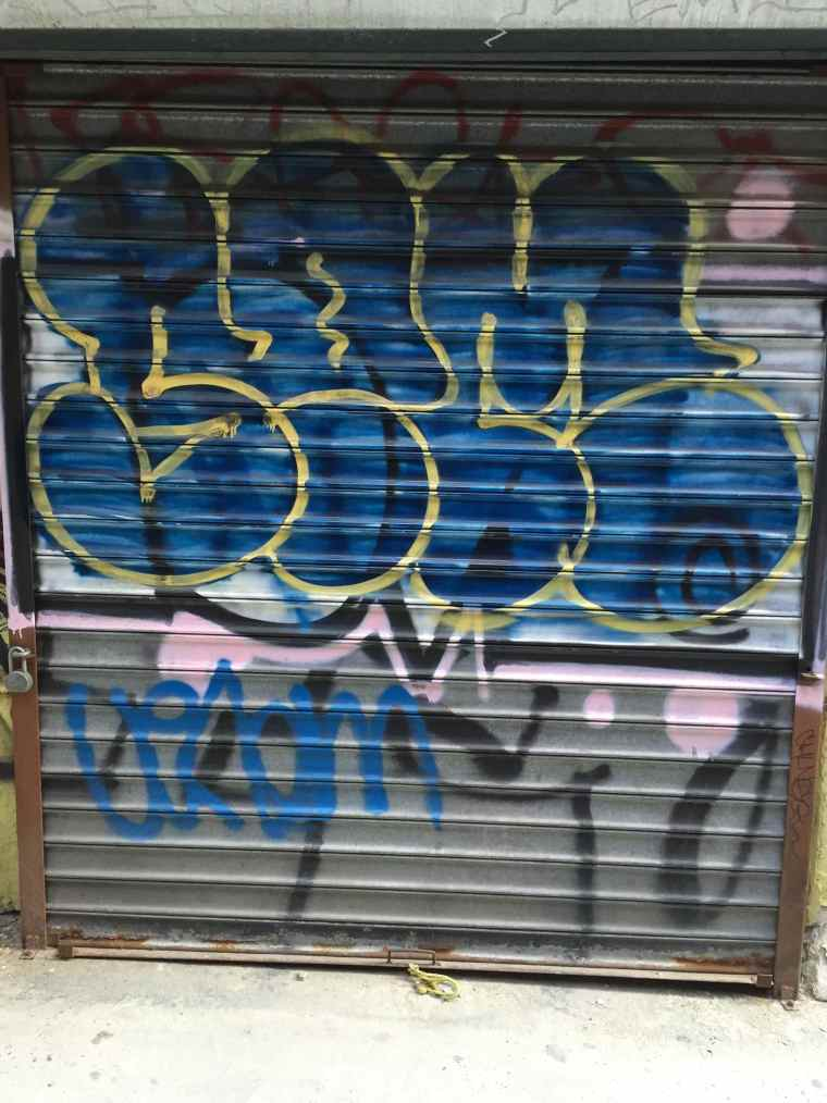 8 Rivington Street Freeman Alley New York City