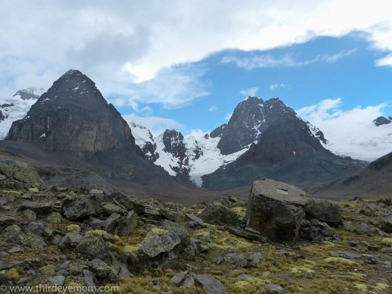 Condoriri Valley, Bolivia