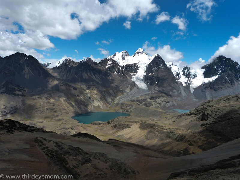 Condoriri Vally, Bolivia