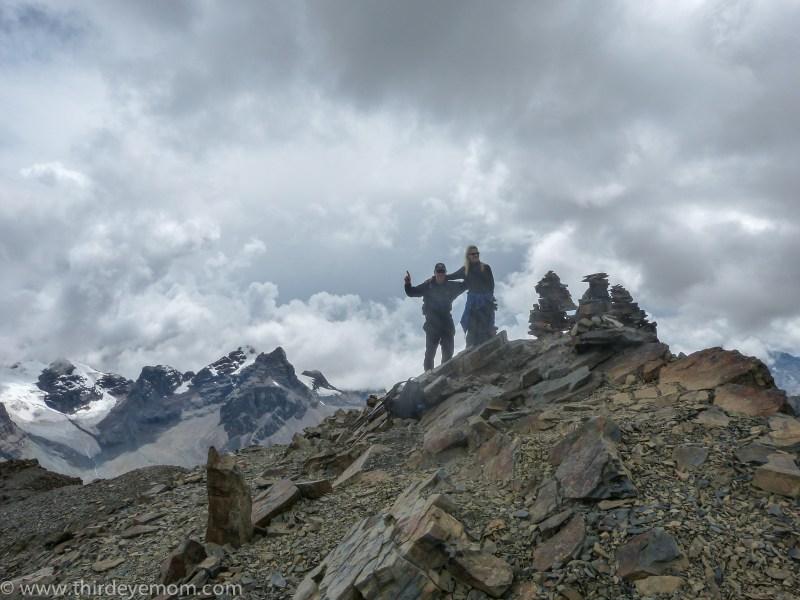 Cerro Austria Bolivia