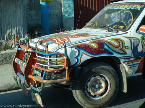 Art in Port-au-Prince Haiti