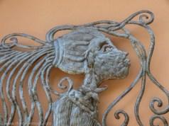 Serge Jolimeau metal art Croix-des-Bouquet Haiti