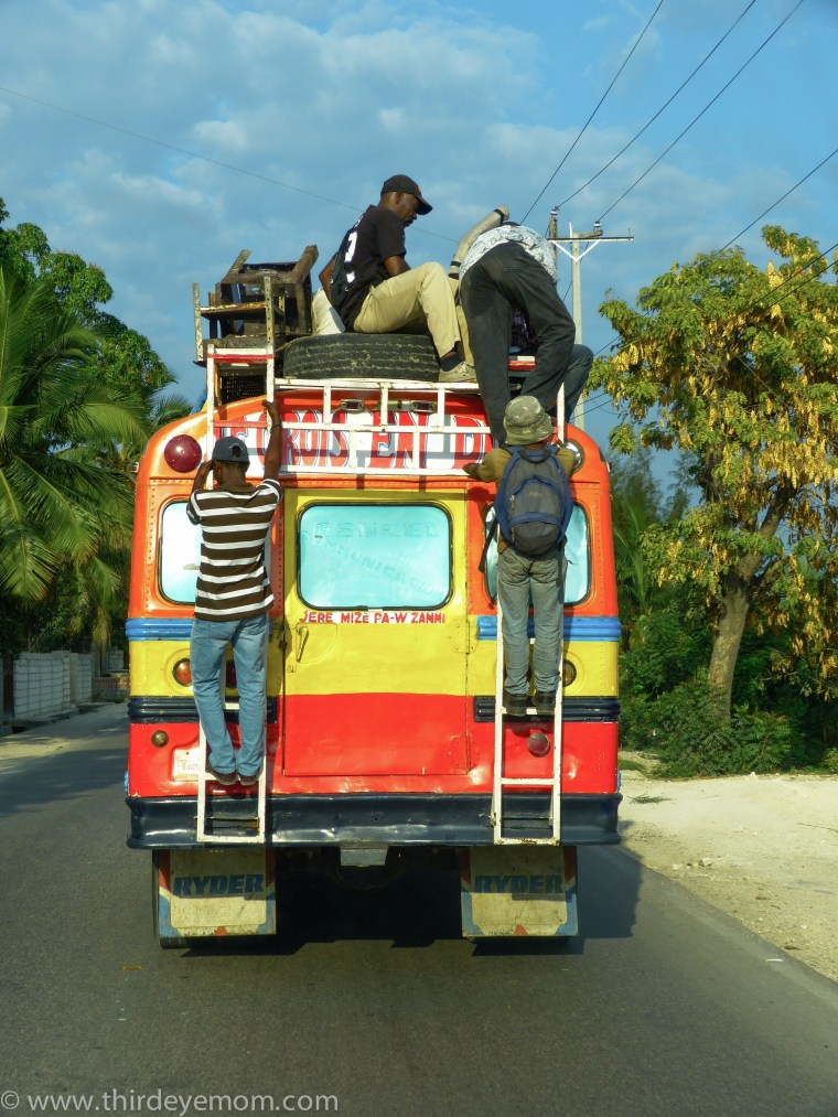 Transportation in Haiti