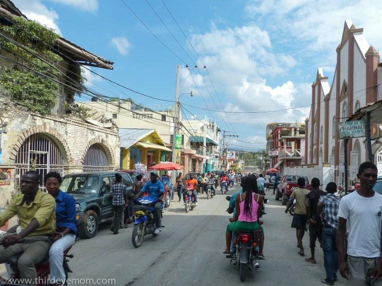Transportation in Haiti