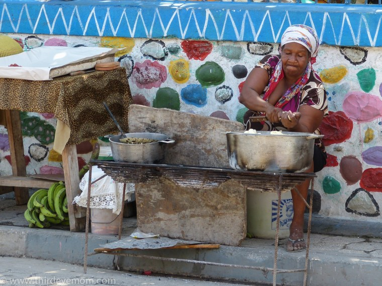Jamel, Haiti