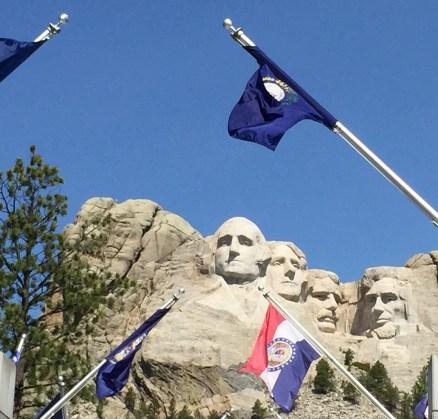 Mount Rushmore, South Dakota