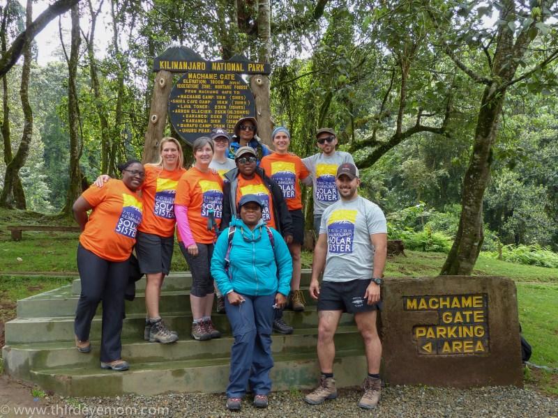 Solar Sister Summit Kilimanjaro Tanzania