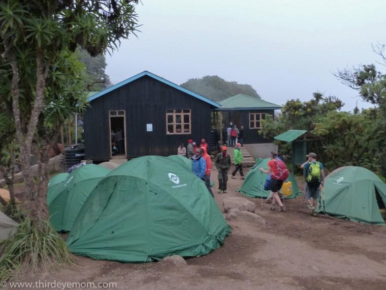 Machame Route Kilimanjaro Tanzania