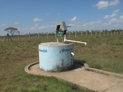 WaterAid provides safe drinking water like this one in rural Nicaragua. Photo Credit: Jennifer Iacovelli