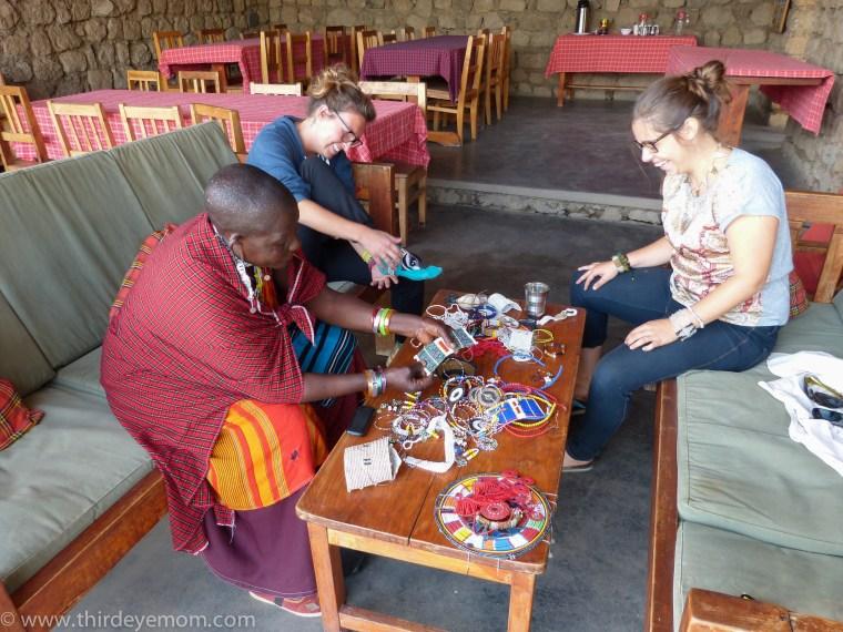 Mkuru Training Camp Maasi Tanzania
