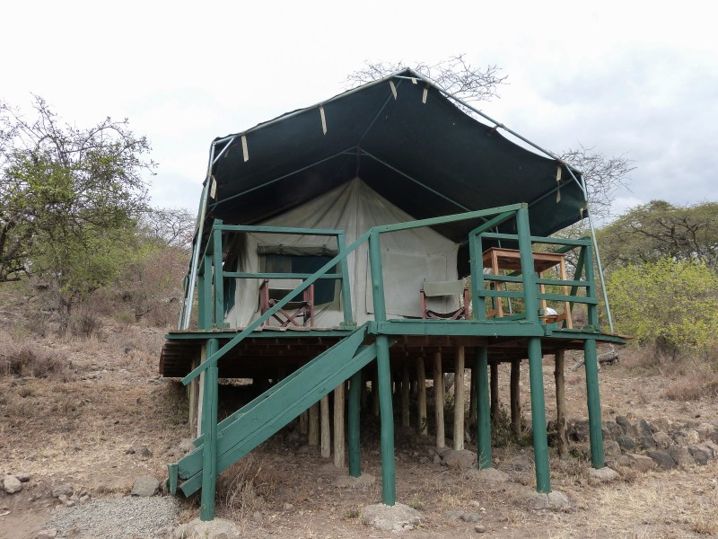 Mkuru Training Camp, Tanzania