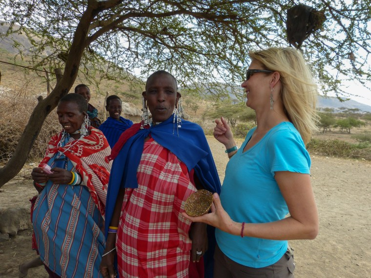 Mkuru Maasai Training Camp
