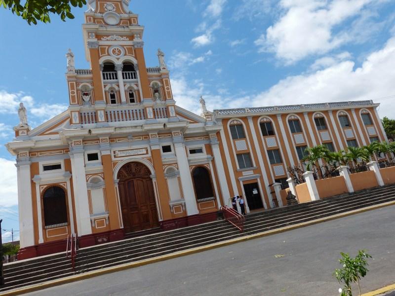 Iglesia de Xalteva