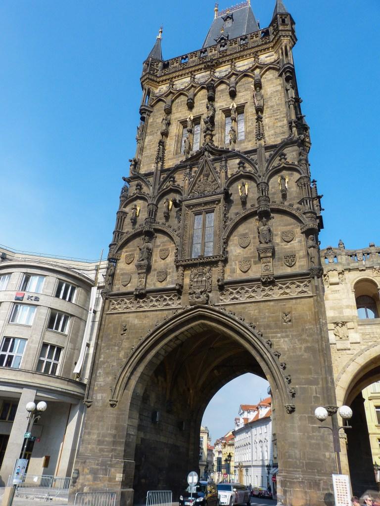 Old City Gate Prague