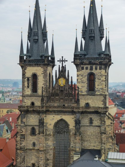 Bell Tower, Prague