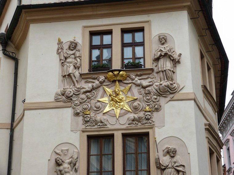 Decorative art Prague