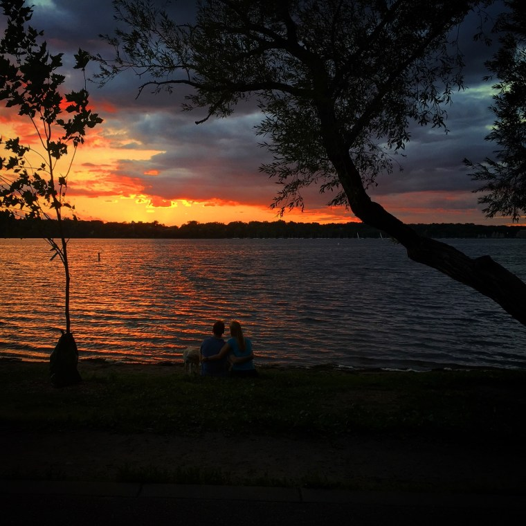 Lake Harriet, Minneapolis, Minnesota