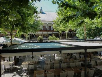 Manuc's Inn, Bucharest Romania