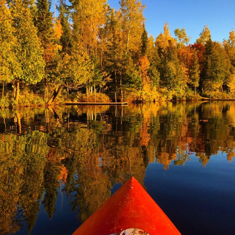 Mitchell Lake, Ely MN