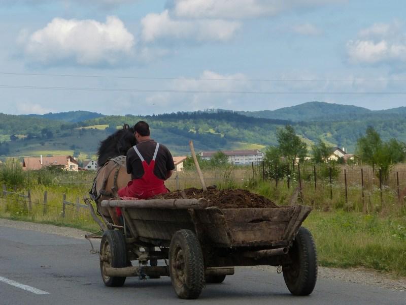 Rural Romania