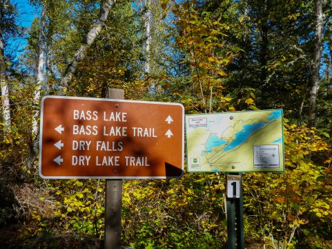 Bass Lake Trail, Ely, MN