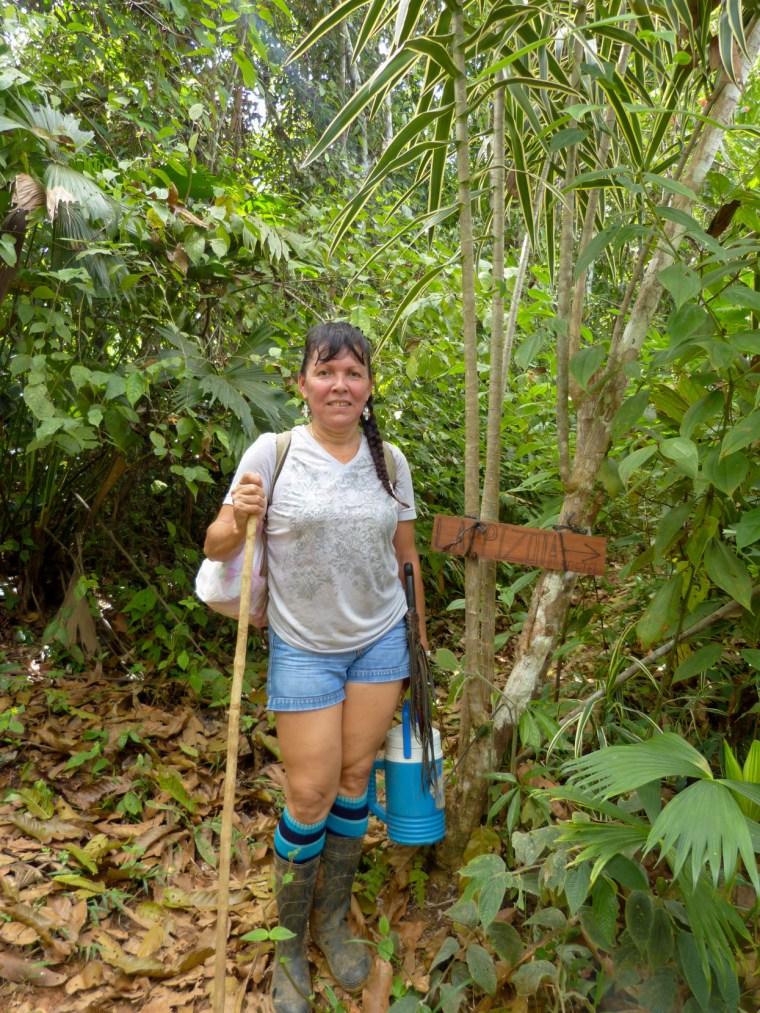 Dos Brazos de Tigre Lokal Travel