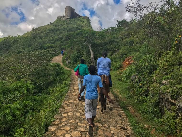 Citadelle Henry, Haiti