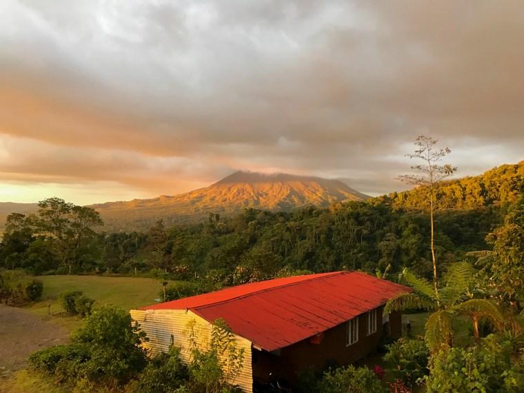 Parrot Hill Ranch, El Castillo, Arenal, Costa Rica