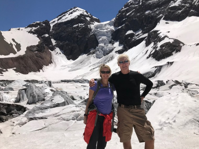 Morado Glacier, Chile