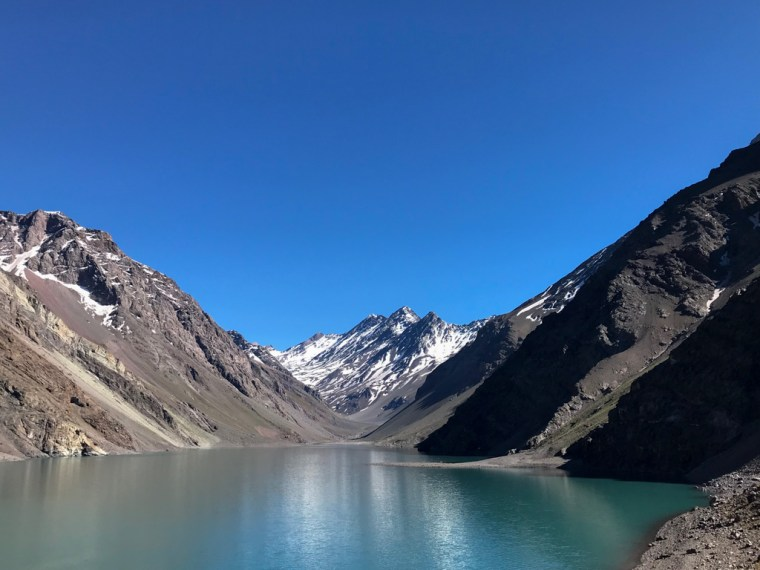 Laguna del Inca, Portillo Ski Resort, Chil