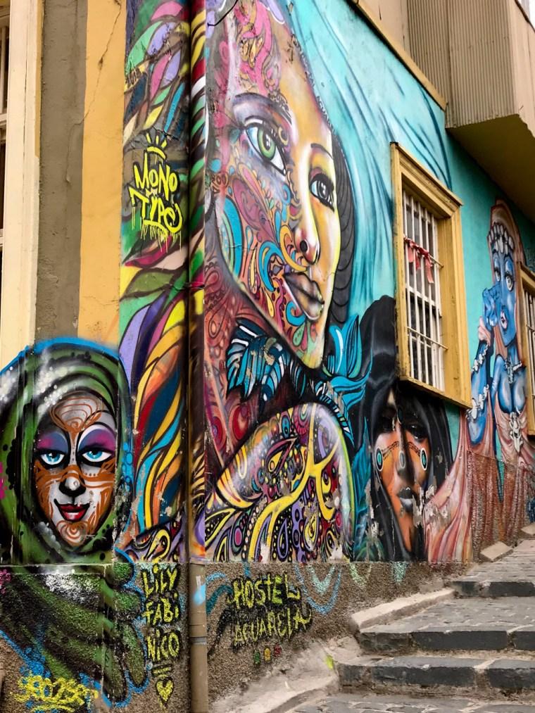 Casa Galos Hotel and Lofts, Valparaiso, Chile