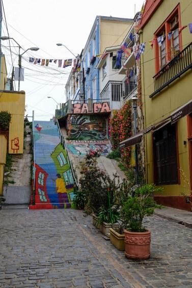 Cerro Concepción, Valparaiso, Chile