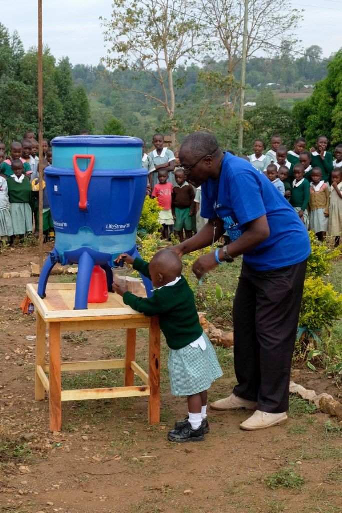 LifeStraw1million Campaign Kenya