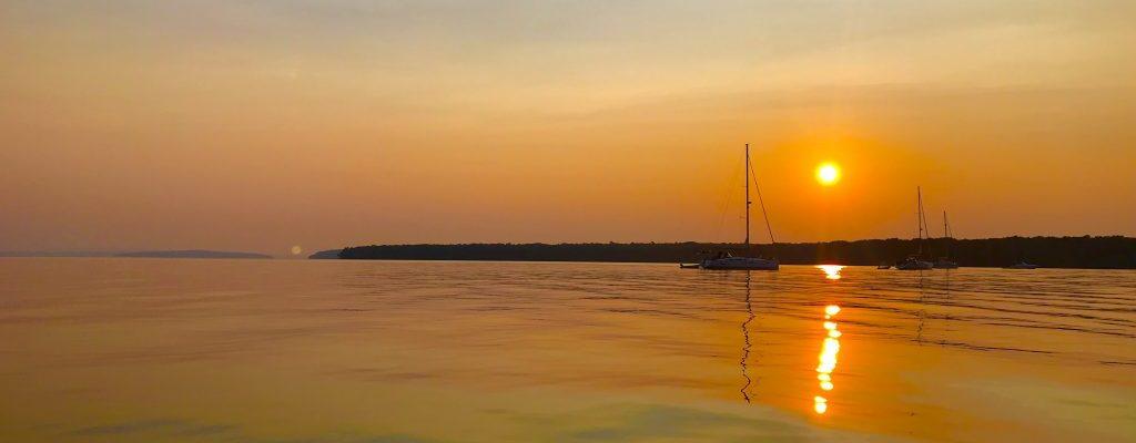 Stockton Island , The Apostle Islands
