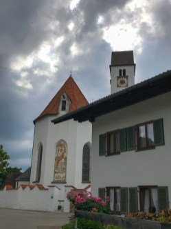 Pfarrkiroche St. Maria und St. Florian (The Parish Church of St. Maria & Florian)