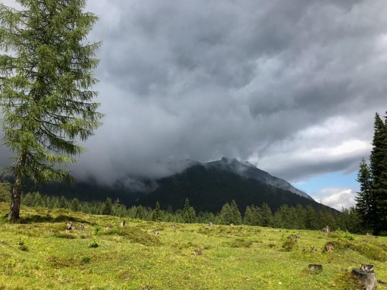 Gaistal Valley, Leutasch, Austria