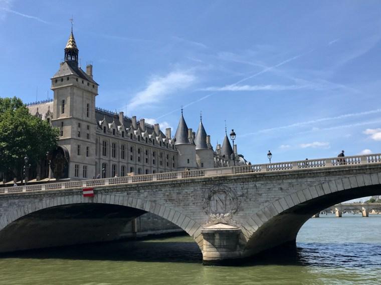 The Conciergerie Paris