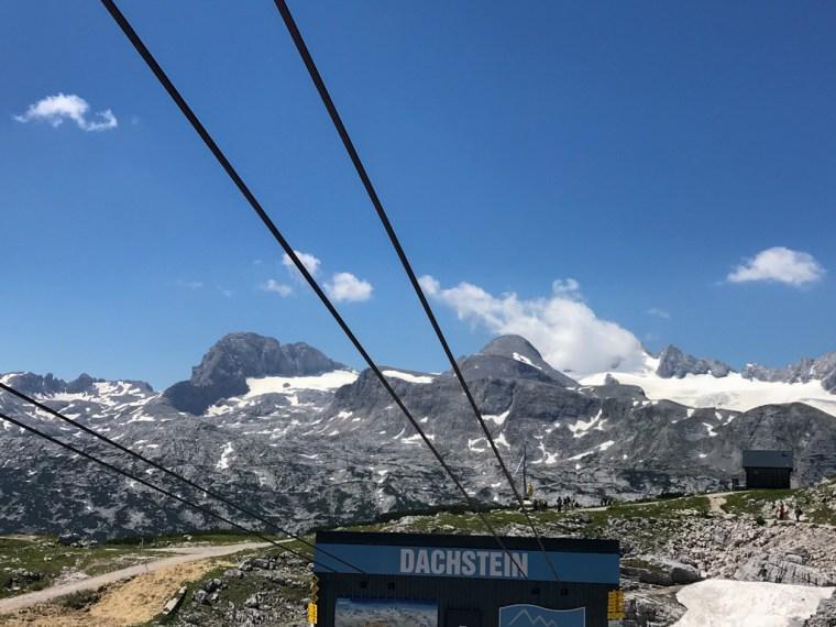 Dachstein Krippenstein , Austria