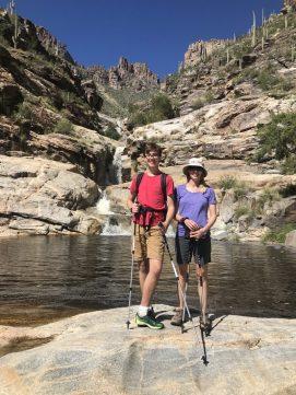 Seven Falls, Tucson, Arizona
