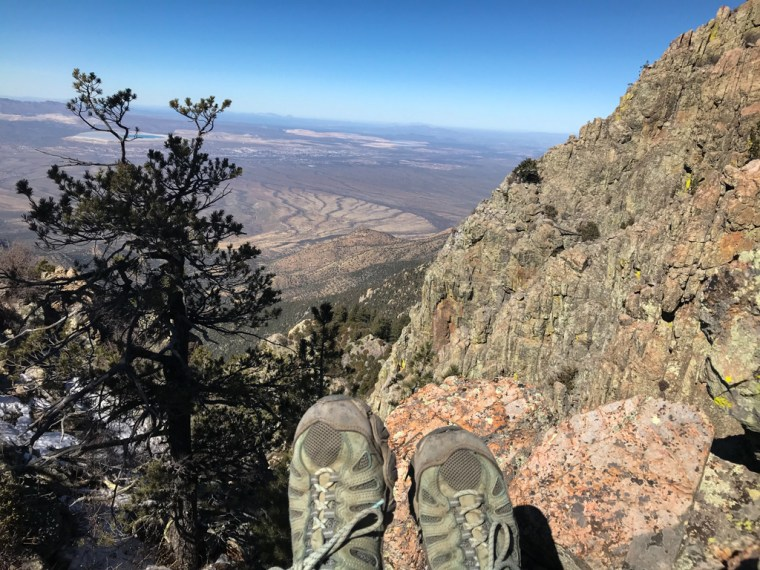Mount Ian, Tucson, Arizona