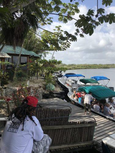 Lamanai ruins Belize