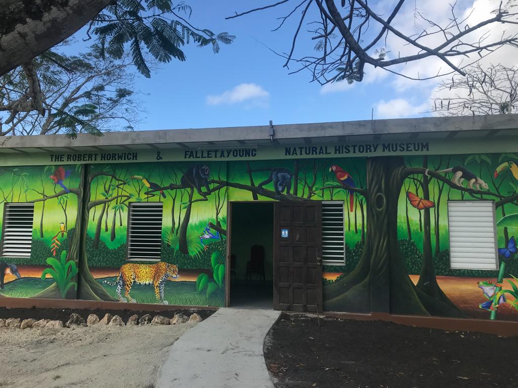 The Community Baboon Sanctuary Education Center Belize