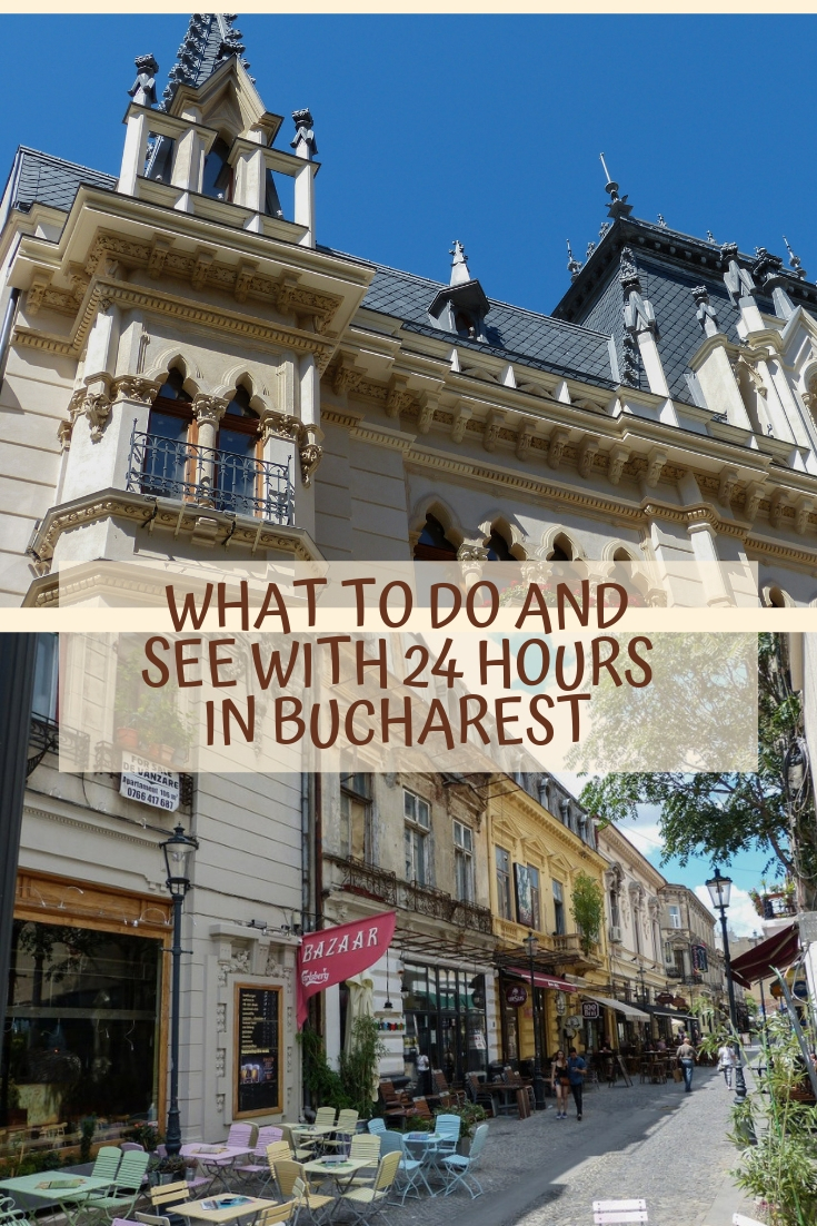 An eclectic mix of historic charm, Parisian flair juxtaposed with block after block of notoriously ugly, characterless and stark 80s-style Communist concrete apartments contributed to Bucharest's confusing feel.