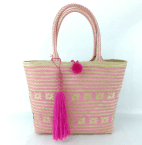 Wayuu Hand-woven Basket Bag or Crocheted Bags, Fair Trade & Hand Crafted, supports the indigenous artist. All are one-of-a-kind. The Wayuu Tribe is an artisan community that live in the desert on the border of Columbia and Venezuela. The women are dedicated to keeping their traditional Wayuu craft of weaving and crocheting alive. Price $115