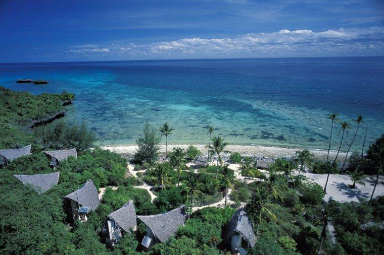 Earth Changers Chumbe Island